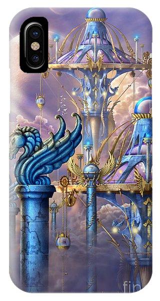 City Of Swords IPhone Case