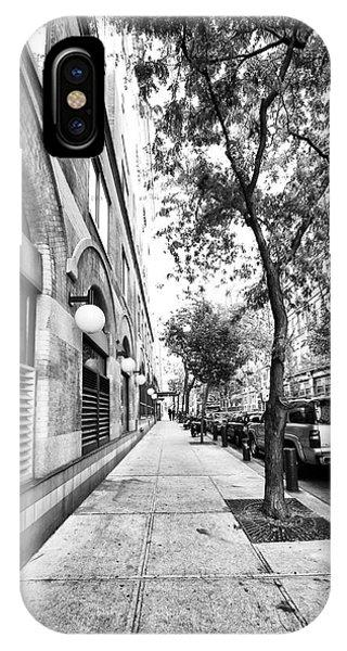 City Street Phone Case by John Rizzuto