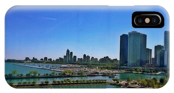 Cityscape IPhone Case