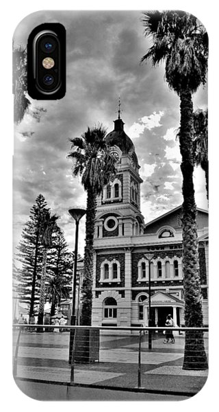 Civic Splendour - Glenelg Beach - Australia IPhone Case