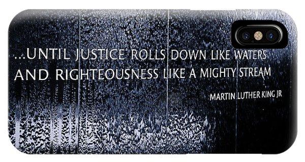 Civil Rights Memorial IPhone Case