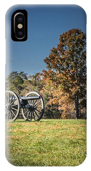 Civil War Cannon IPhone Case