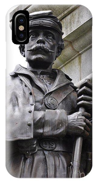 Civil War Memorial IPhone Case