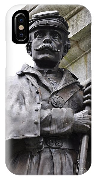 Civil War Memorial IPhone Case