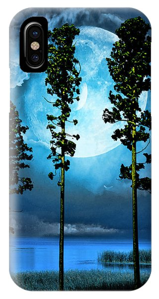 Clair De Lune IPhone Case