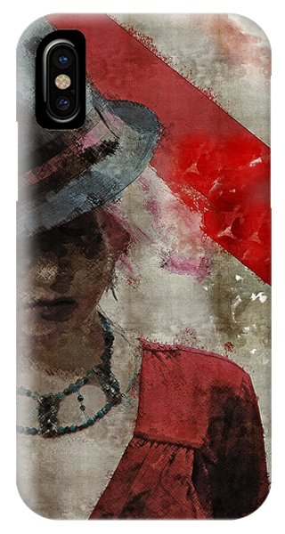 Clandestine IPhone Case