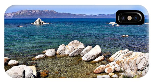 Clarity - Lake Tahoe IPhone Case