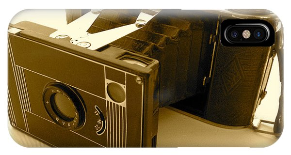 Classic Bellows Folding Camera IPhone Case