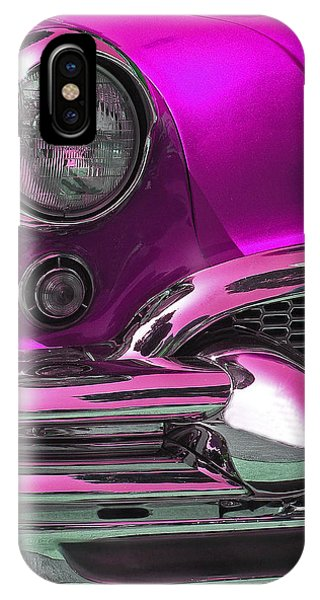 Classic Buick IPhone Case