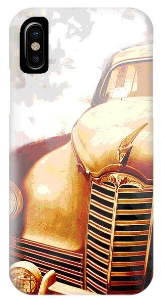 Classic Car 1940s Packard  IPhone Case