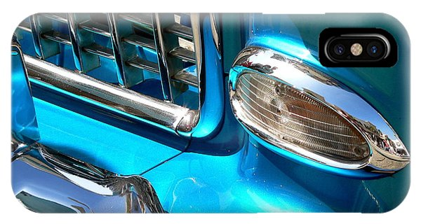 IPhone Case featuring the photograph Classic Car As Art by Jeff Lowe