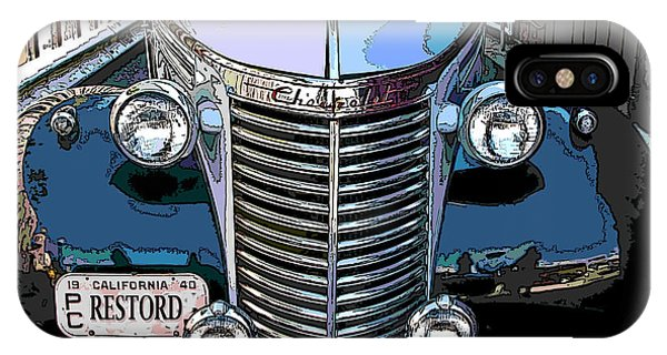 Classic Chevy Pickup 1 IPhone Case