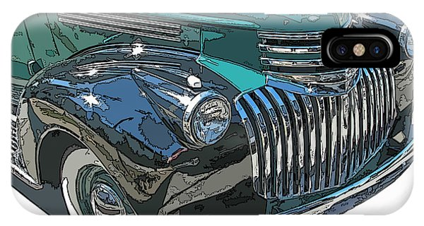 Classic Chevy Pickup 2 IPhone Case