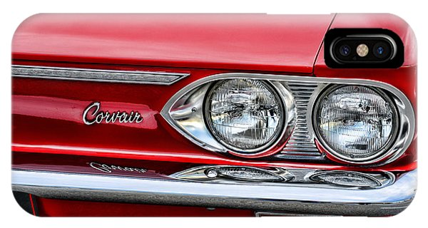 Corvair iPhone Case - Classic Corvair by Paul Ward