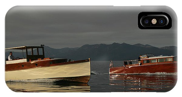 Lake Tahoe Classics IPhone Case