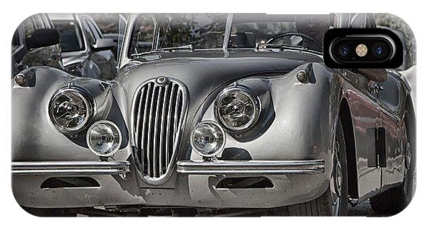 Classic Jaguar  IPhone Case