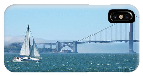 Classic San Francisco Bay IPhone Case