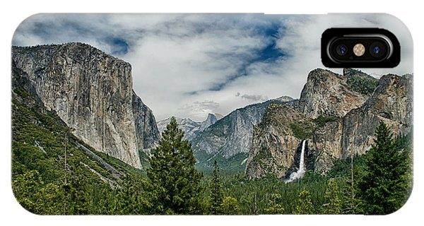 Classic Tunnel View IPhone Case