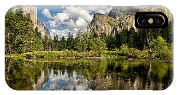 Classic Valley View IPhone Case
