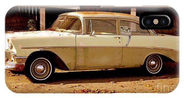 Classic Vintage Car IPhone Case
