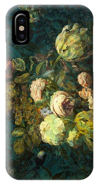 Classical Bouquet - S04bt01 IPhone Case