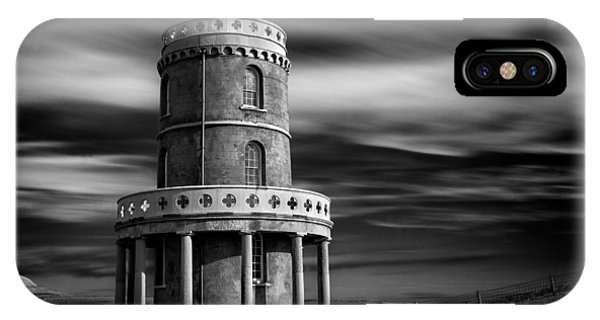 Clavell Tower IPhone Case