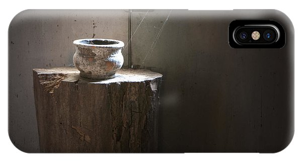 Clay Pot IPhone Case