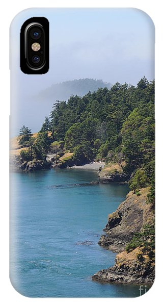 IPhone Case featuring the photograph Clearing Storm by Jeff Loh