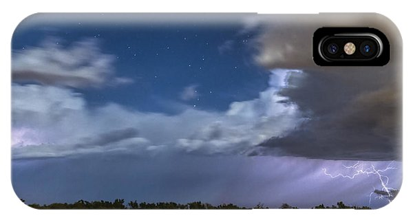 Clearing Storm IPhone Case