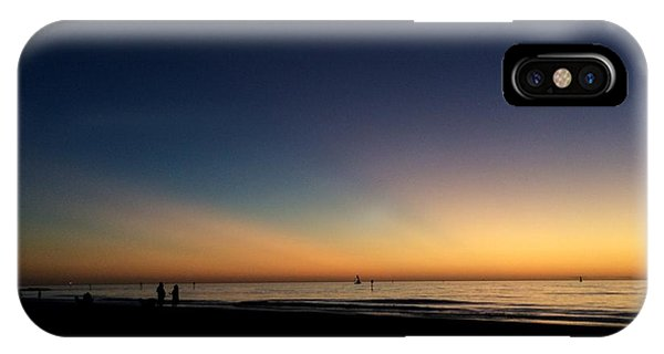 Clearwater Beach Sunset 1 IPhone Case