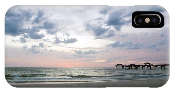 Clearwater Fishing Pier IPhone Case