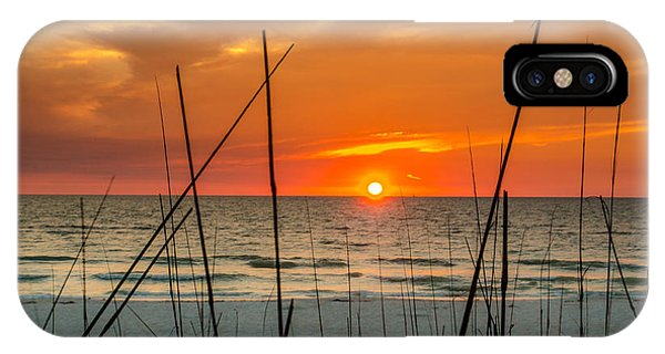 Clearwater Sunset 2 IPhone Case
