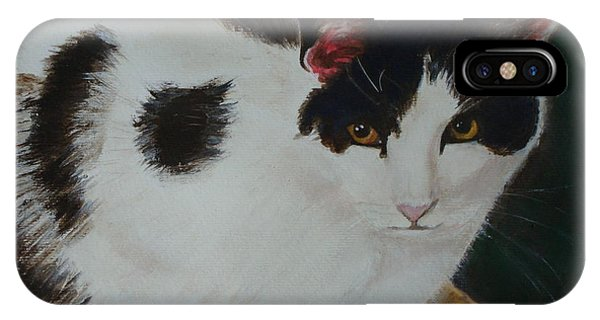 Cleo- Painting IPhone Case