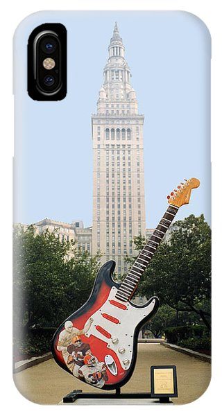 Cleveland Rocks IPhone Case