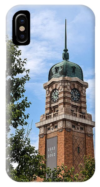 Cleveland West Side Market Tower IPhone Case