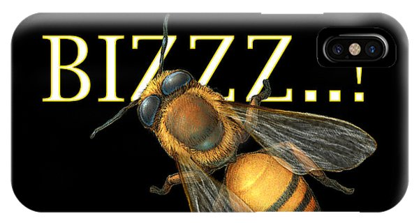 Client Buzzz IPhone Case