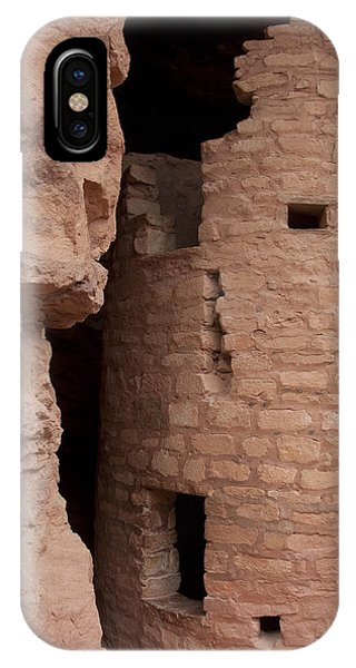 Cliff Dwelling IPhone Case