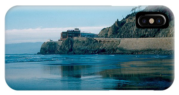 Cliff House 1956 Phone Case by Cumberland Warden