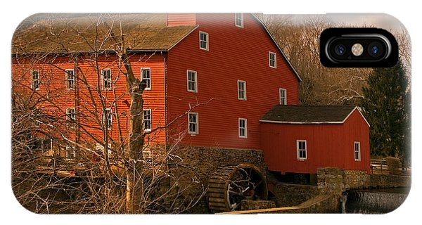Clinton Mill IPhone Case