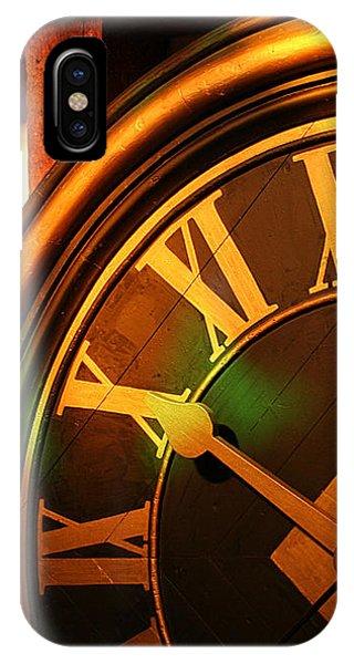 Clocks IPhone Case