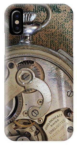 Clockworks 4 IPhone Case