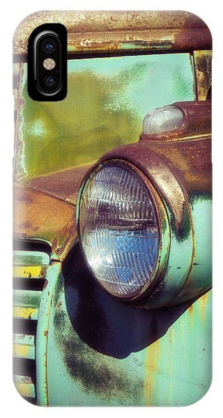 Close View Of A Fading Beauty IPhone Case