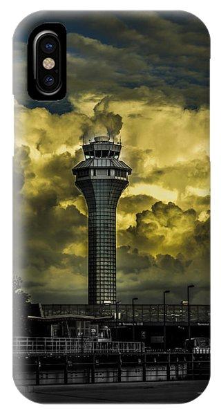 Cloud Control IPhone Case