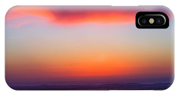 Cloud Hold The Sun IPhone Case