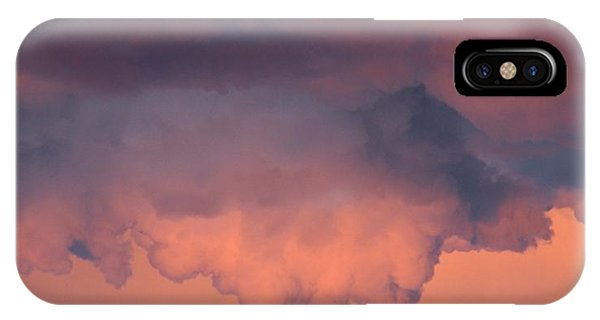 Cloud Man IPhone Case