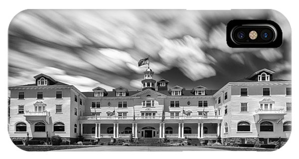 Cloud Painting At The Stanley Hotel IPhone Case