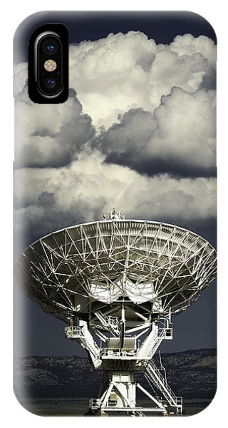 Cloud Seeding IPhone Case