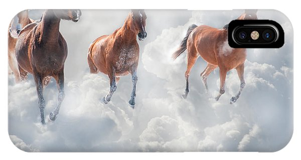 Cloudrunners IPhone Case