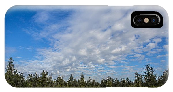 Clouds IPhone Case