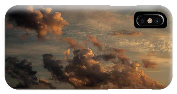 Clouds For Rembrandt IPhone Case